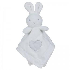 Little Bunny Baby soft conforter doudou