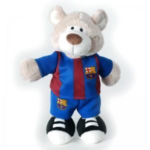 Nici FC Barcelona Bear soft plush toy 25cm