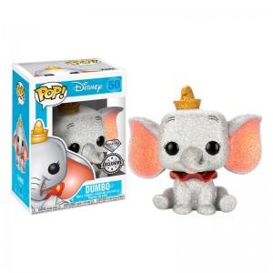 POP figure Disney Dumbo Glitter Exclusive