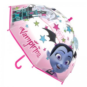 Disney Vampirina bubble POE umbrella 45cm