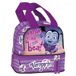 Disney Vampirina Rock lunch bag