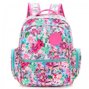 Chimola Flowers backpack 40cm