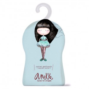 Anekke Dream sachet scented wardrobe