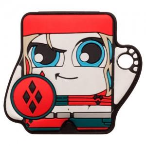 DC Comics Harley Quinn foundmi keychain
