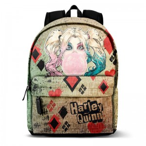 DC Comics Harley Quinn Mad Love backpack 42cm