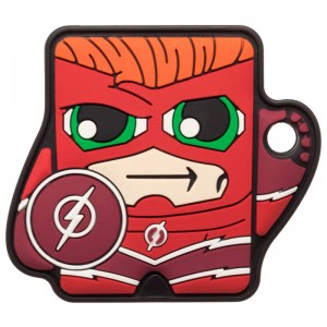 DC Comics Flash foundmi keychain