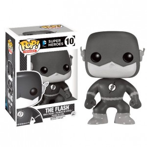 POP! figure DC The Flash B&W Exclusive