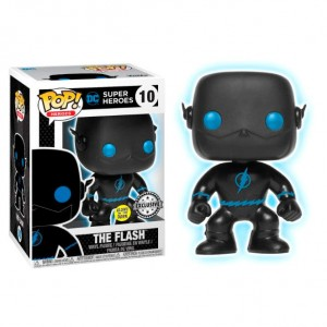 POP figure DC Comics Justice League the Flash Silhouette Exclusive