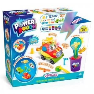 Power Dough Vehicles kit
