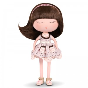 Anekke Patch Work doll