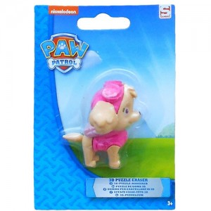 Paw Patrol 3D puzzle eraser Skye in blister
