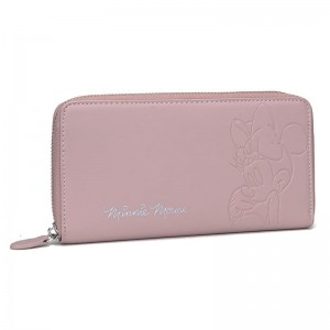 Disney Minnie Lovely Coral wallet