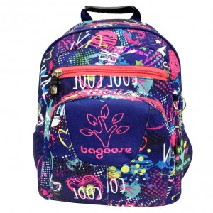Bagoose Cool Graffiti backpack 35cm