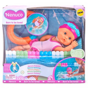 Nenuco Swimmer doll