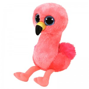 TY Beanie Boos Gilda Flamingo plush toy 15cm