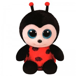 TY Beanie Boos Lady Bird plush toy 15cm