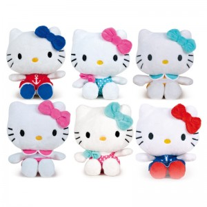 Hello Kitty assorted plush toy 13cm