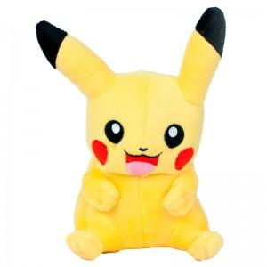 Pokemon Crossbody Pikachu plush toy 20cm