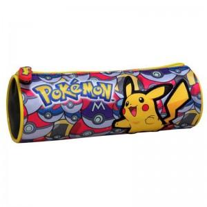 Pokemon Pikachu double pencil case