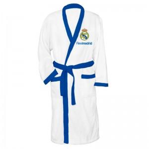 Real Madrid adult bath robe