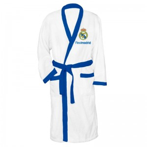 Real Madrid child bath robe