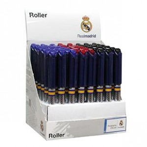 Real Madrid roller pen