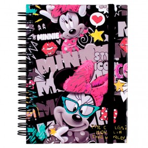 Disney Minnie notebook