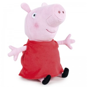 Peppa Pig Shine & Cakes soft plush toy 40cm