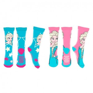 Disney Frozen assorted anti slip socks