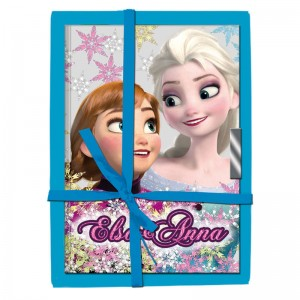Diary Frozen Disney Soul