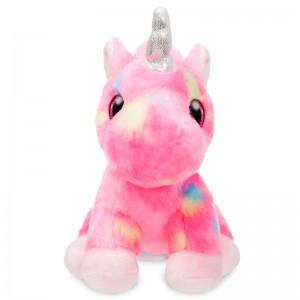 Unicorn pink solft plush toy 18cm