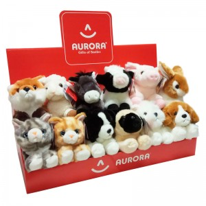 Assorted Animals soft plush toy 20cm