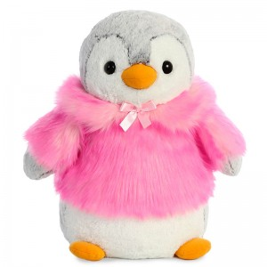 Penguin pink solft plush toy 40cm