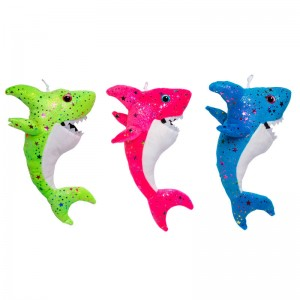 Chark assorted plush toy 30cm