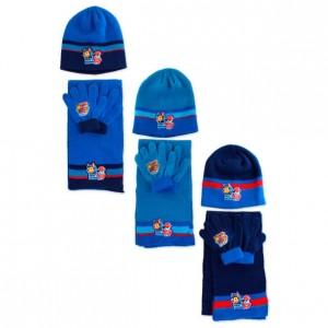 Paw Patrol Winter Set scarf bonnet gloves assorted