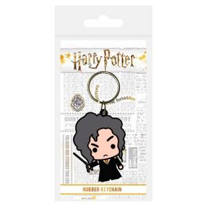 Harry Potter Bellatrix Lestrange rubber keychain