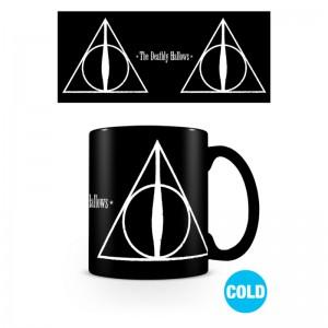 Harry Potter Deathly Hallows thermal mug
