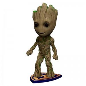 Marvel Guardians of the Galaxy Groot Head Knockers figure 18cm
