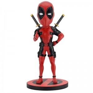 Marvel Deadpool Head Knockers figure 18cm