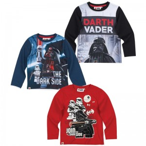 Lego Star Wars assorted tshirt