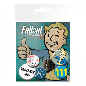 Fallout 4 badge pack