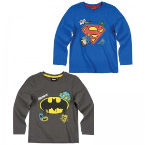 DC Superman Batman assorted tshirt