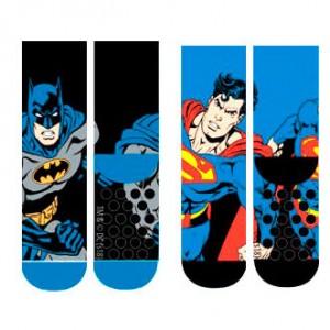 DC Justice League assorted anti slip socks