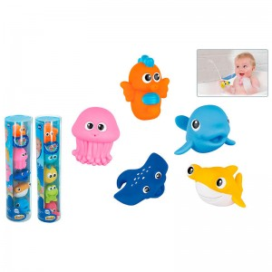 Marine Animals assorted pack 5