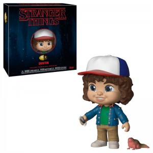 5 Star figure Stranger Things Dustin