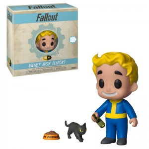 5 Star figure Fallout Vault Boy Luck series 2