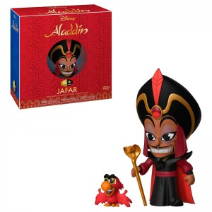 5 Star figure Disney Aladdin Jafar