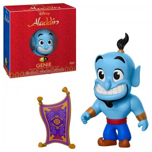 5 Star figure Disney Aladdin Genie