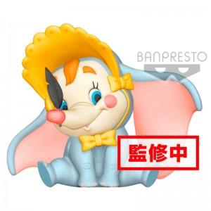 Fluffy Puffy Disney Dumbo Clown figure 9cm