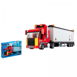 Truck City building game